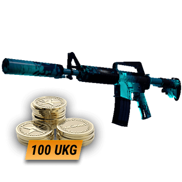 M4A1-S | Icarus Fell (Factory New) + 100 UKG
