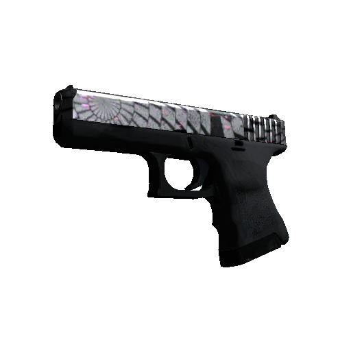 StatTrak™ Glock-18 | Grinder (Minimal wear)