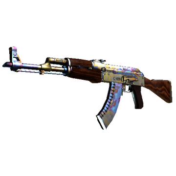Win StatTrak™ AK-47 | Case Hardened (Field-Tested)