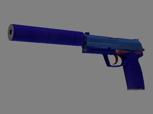 USP-S | Royal Blue (Factory New)