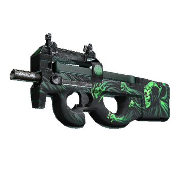 Win StatTrak™ P90 | Grim (Factory New)
