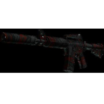 StatTrak™ M4A1-S | Blood Tiger (Factory New)