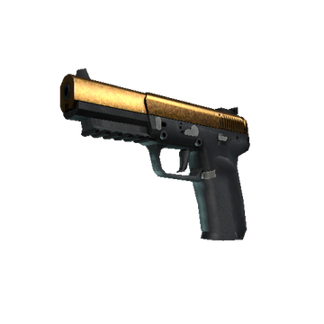 StatTrak™ Five-SeveN | Copper Galaxy (Factory New)