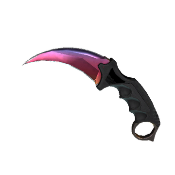 Win ★ Karambit | Fade (Factory New)